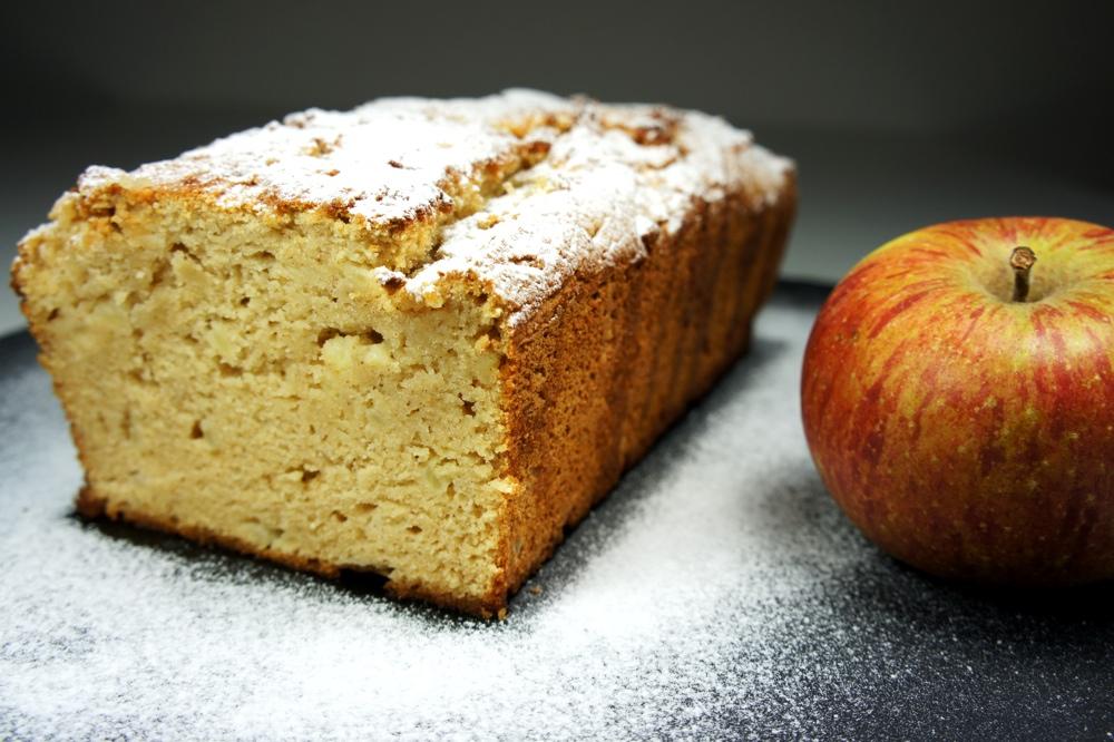 Kuchen mit kichererbsenmehl